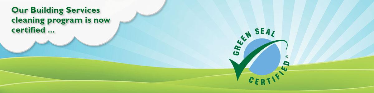 greenseal fenntartható szőnyegtisztítás