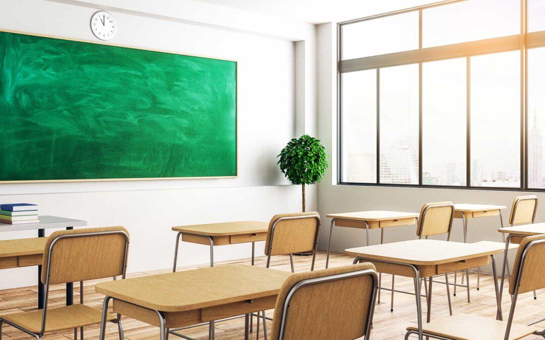 nappali takarítás iskolákban