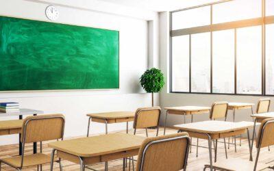 Nappali takarítás jelentősége az iskolákban